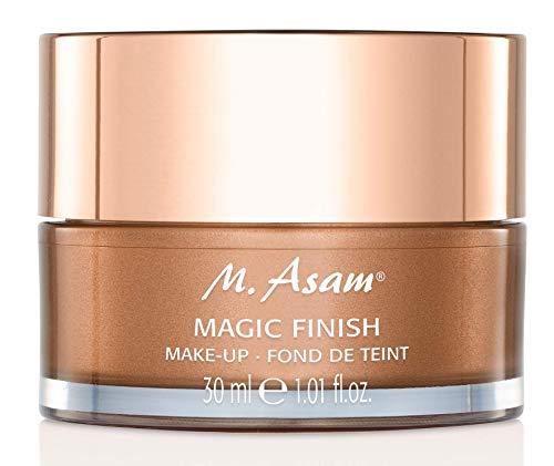 M. Asam Magic Finish Make Up Mousse (30ml), 4-in-1 Primer, Make-up, Puder & Concealer, natürlich &...