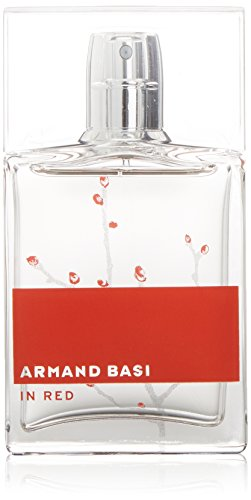IDESA Armand Basi Red Eau de Toilette Vapo 50 ml