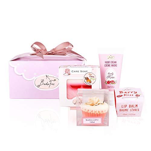 BadeFee Geschenkset für Sie (Zarte Pflege)