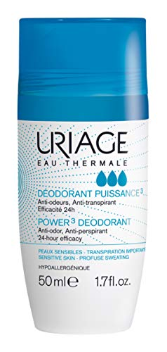 Uriage Eau Thermale Power Deo Roll-On, 50 ml
