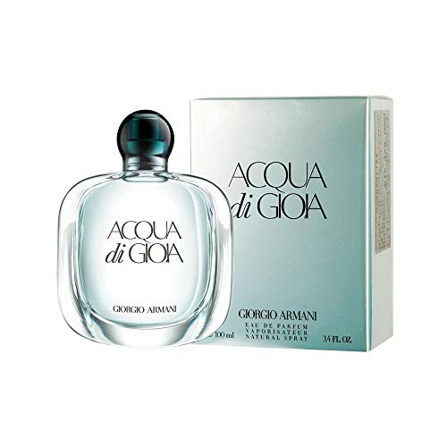 Giorgio Armani Acqua di Gioia femme / woman, Eau de Parfum, Vaporisateur / Spray 100 ml, 1er Pack (1...