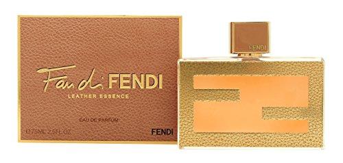 Fendi Fan Di Leather Essence Eau de Parfum Spray für Sie, 75 ml