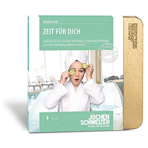 Jochen Schweizer Erlebnis-Box Zeit Für Dich, mehr als 270 Erlebnisse für 1 Person, Geschenkidee...