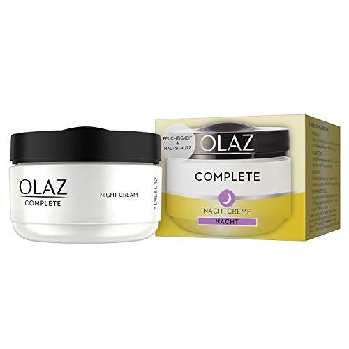 Olaz Complete Nachtcreme für Normale Oder Trockene Haut 50ml