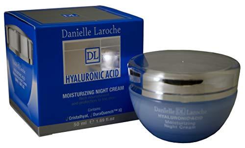 Danille Laroche Hyaluronic Acid Moisturizing Night Cream by Danielle Laroche