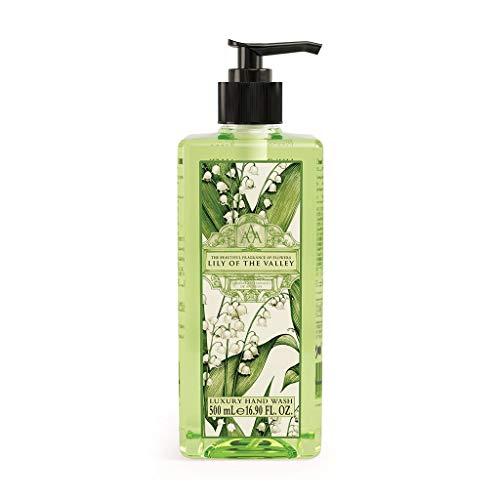 Aromas Artesanales De Antigua Floral Luxury Lily of the Valley Hand Wash - 500ml | Luxury Hand Wash...
