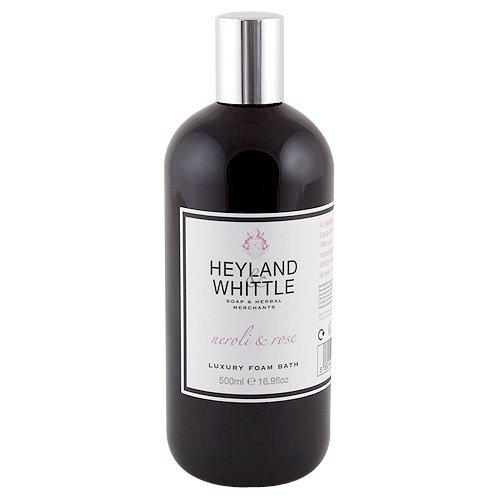 Heyland&Whittle Badeschaum Neroli und Rose 500 ml