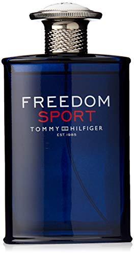 TOMMY HILFIGER Freedom Sport EDT Vapo 100 ml, 1er Pack (1 x 100 ml)