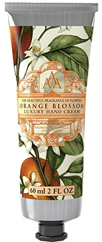 Aromas Artesanales De Antigua Floral Orange Blossom Luxury Hand Cream 60ml