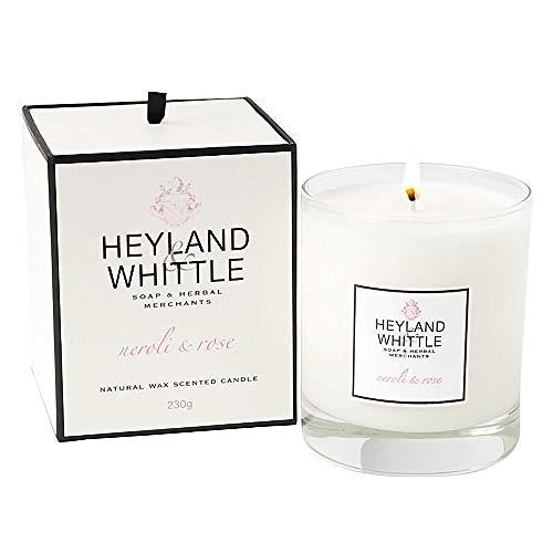 Heyland & Whittle Orangenblüten & Rose Kerze