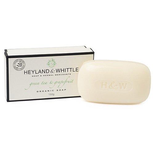Heyland & Whittle Organic Soap Bar Earl Grey Badeseife Handseife 150 g