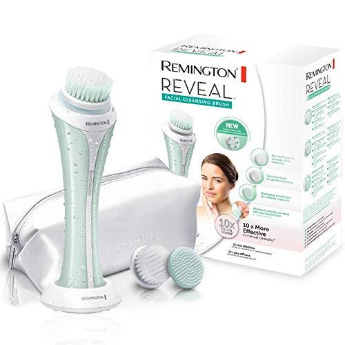 Remington Gesichtsreinigungsbürste REVEAL FC1000, Dual-Action-Technologie – vibrierend und...