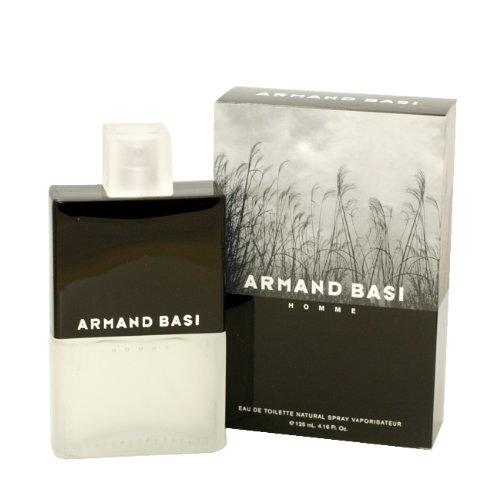 Armand Basi Homme EDT 125 ml Vapo, 1er Pack (1 x 125 ml)