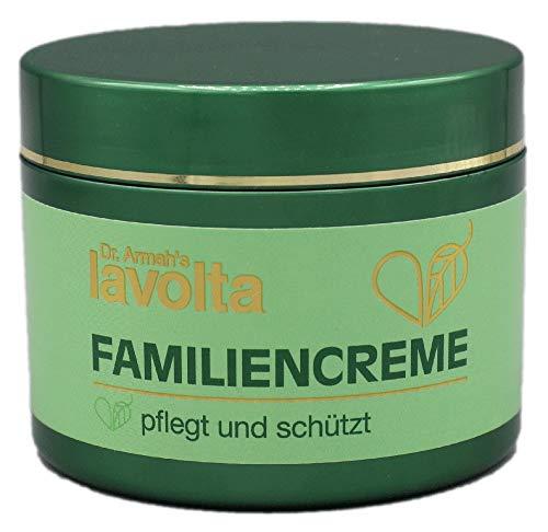 LaVolta Shea Familiencreme 200ml mit Sheabutter - Mandelöl - Macadamiaöl & pflanzlichen Bisabolol