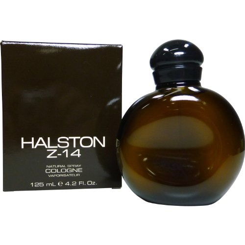 HALSTON Z-14 MEN 125ml NATURAL SPRAY COLOGNE VAPORISATEUR