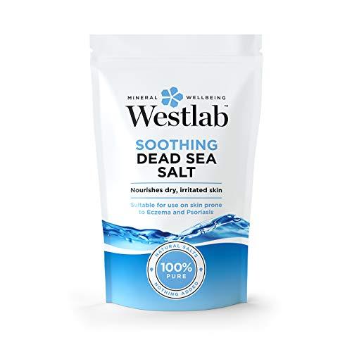 westlab Totes Meer Salz Stand Up wiederverschließbaren Beutel 1kg