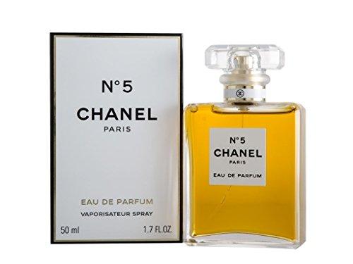 Chanel No 5 Eau De Parfum Spray 50ml (1.7 Oz) EDP