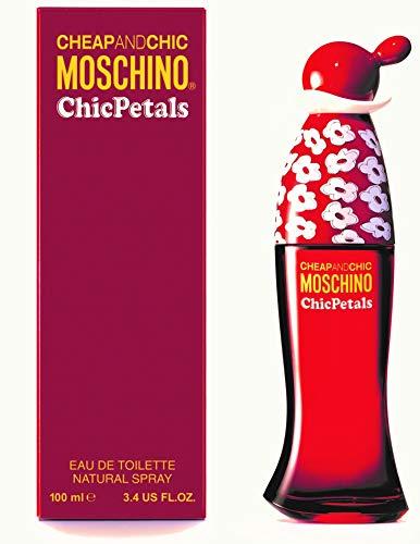 Moschino Cheap und Chic Petals femme/women, Eau de Toilette, Vaporisateur/Spray 100 ml, 1er Pack (1...