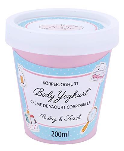 BadeFee Body Yoghurt - Candy Line Pudrig & Frisch