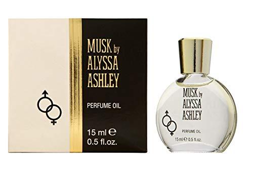 Alyssa Ashley Musk Perfume Oil, 7,5 ml