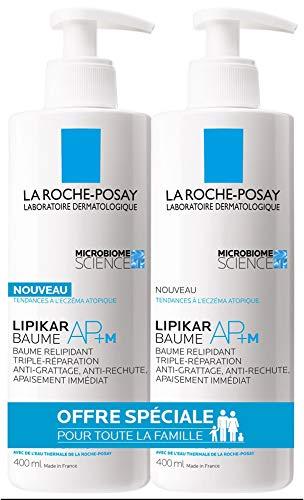 La Roche-Posay Lipikar AP+ M Replenishing Balm 2 x 400ml