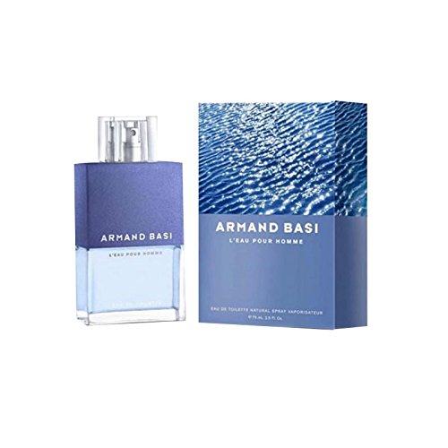 Armand Basi L'Eau Pour Homme EdT Spray für Ihn 75ml