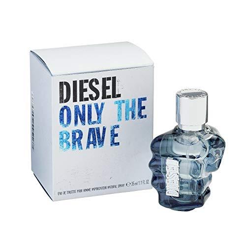 Diesel Only The Brave homme/men, Eau de Toilette, Vaporisateur/Spray, 35 ml
