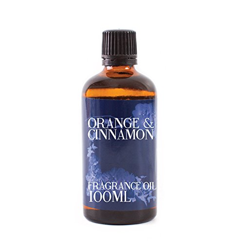 Mystic Moments Orange & Zimt Duftöl 100ml
