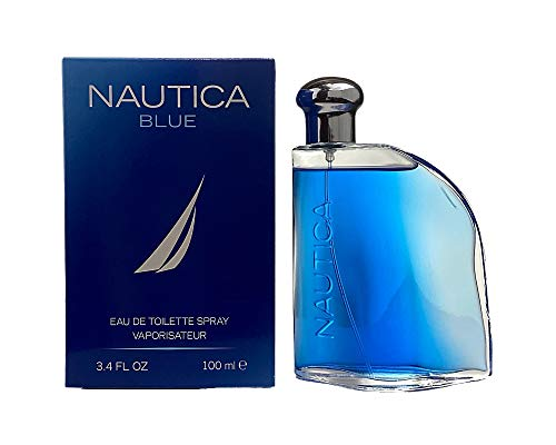Nautica blau Eau de Toilette für Herren 100ml