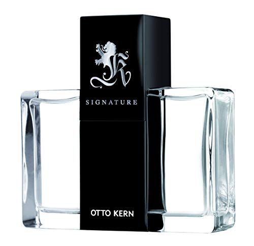 Otto Kern® Signature Man I After Shave Lotion - für empfindliche Haut geeignet - lang anhaltender...