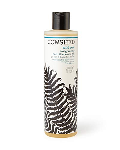 Cowshed Wild Cow Belebende Bath & Shower Gel 300 ml