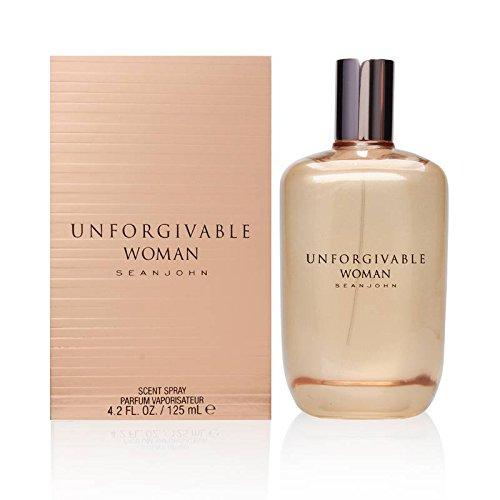 Unforgivable by Sean John Eau De Parfum Spray 125 ml