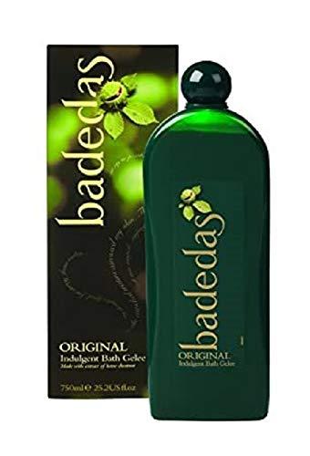 Badedas Badedas Bath Gelee Original 300 ml Pack Of 4, 1.5 l