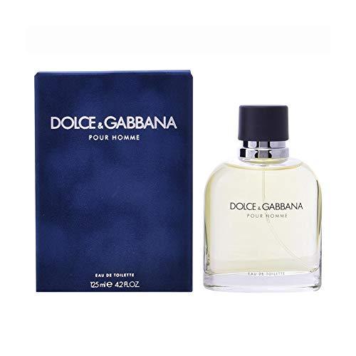 Dolce & Gabbana Homme, homme/man, Eau de Toilette, 1er Pack (1 x 125 ml)