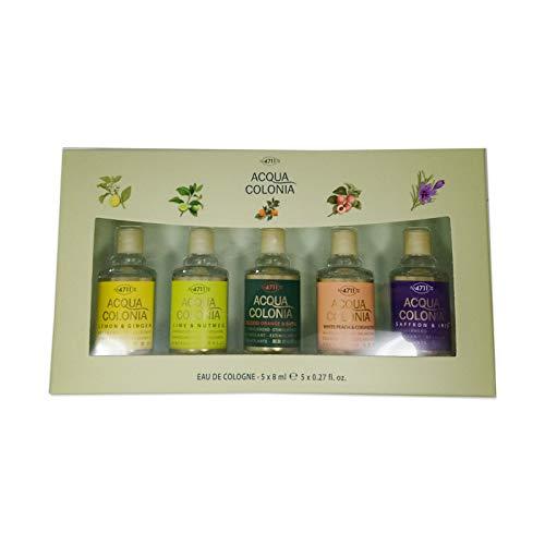 ACQUA COLONIA Lemon & Ginger Geschenkset (8x5ml), 200 g