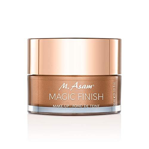 Magic Finish Make Up Mousse (30ml) - natürliches Make-Up für jeden Hauttyp - Passt sich jedem...