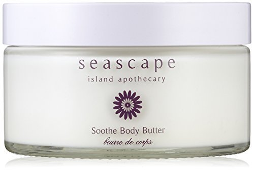 Seascape Island Apothecary Soothe Body Butter 5.92 fl oz by Island Origins LTD