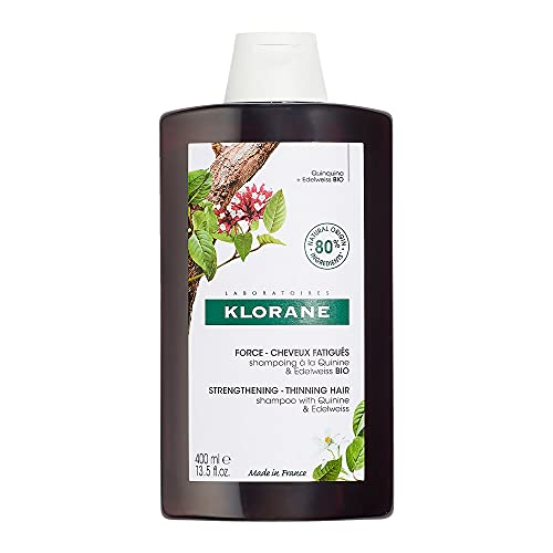 Klorane Shampoo mit Chinarindenextrakt, 400ml