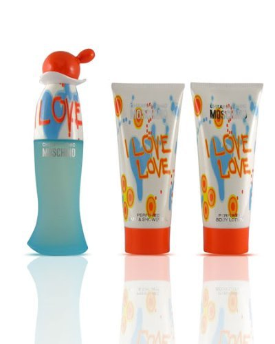 Moschino Duft-Set, 1er Pack(1 x 250 milliliters)