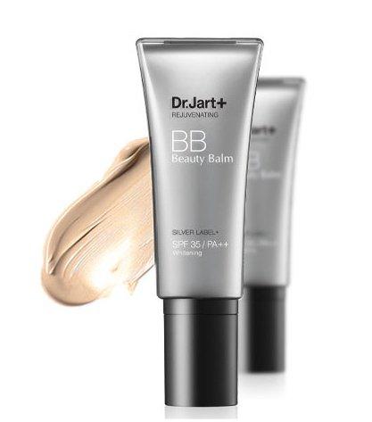 KOREAN COSMETICS, Dr.jart +, Silver Label + BB 40ml (BB Cream, high coverage, whitening, UV...