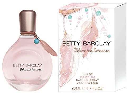 Betty Barclay® Bohemian Romance I Eau de Parfum - zart - floral - romantisch - ein Duft voller...