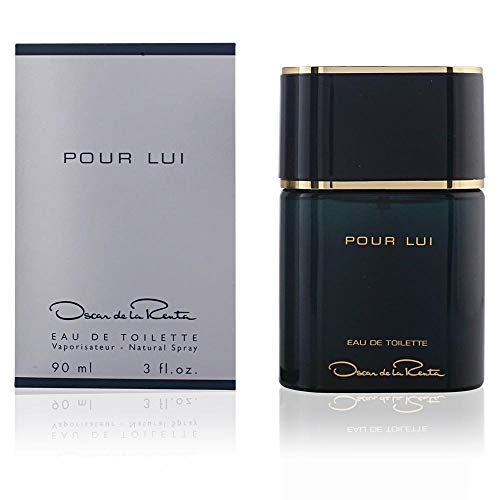 Oscar De La Renta Pour Lui 90 ml Eau De Toilette Spray, 1er Pack (1 x 90 ml)