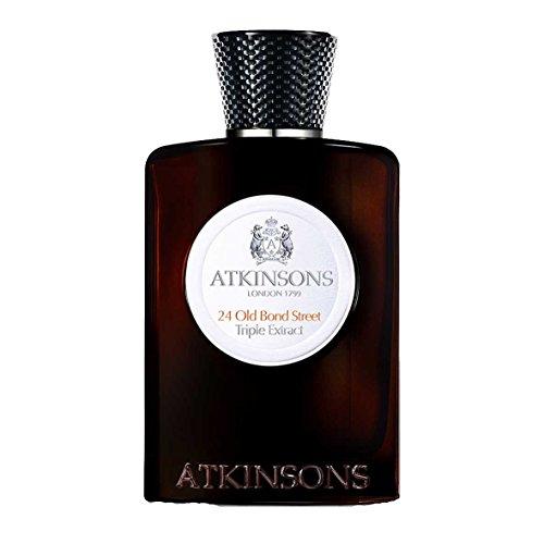 Atkinsons 24 Old Bond Street Triple Extract Eau de Toilette für Männer 50ml