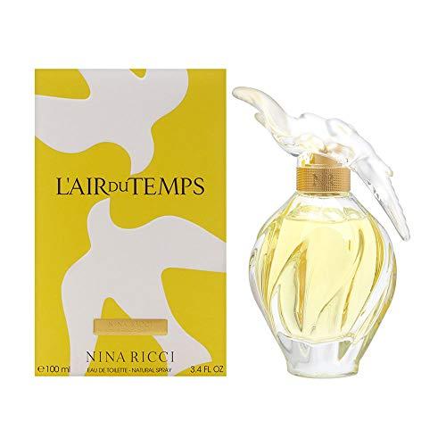Nina Ricci L'Air du Temps femme/woman, Eau de Toilette Vaporisateur, 1er Pack (1 x 100 ml)