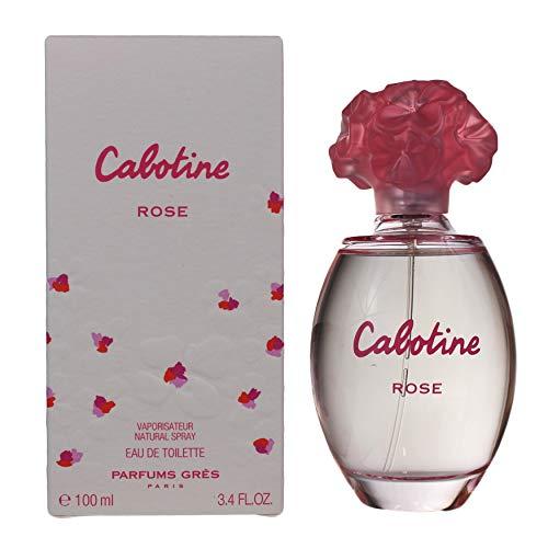 Gres Cabotine EDT Spray Rose 100 ml, 1er Pack (1 x 100 ml)