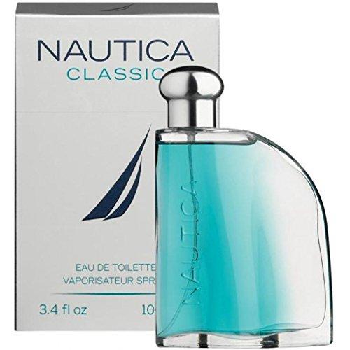 Nautica Classic Eau de Toilette für Herren 100ml