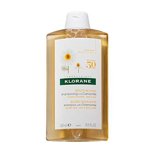 Klorane - Gold-Reflex-Shampoo, 400 ml