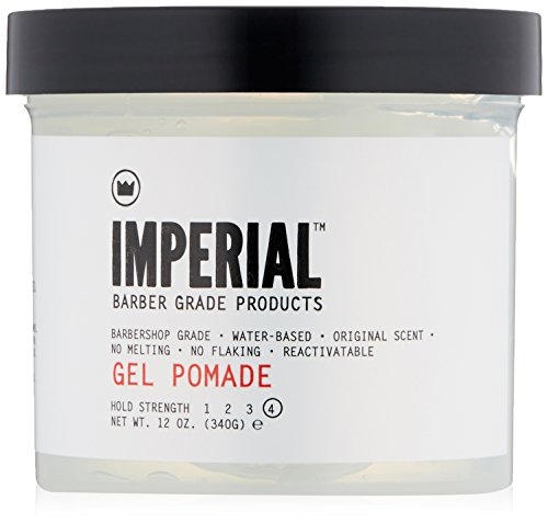 Imperial Barber Products Gel Pomade 340ml