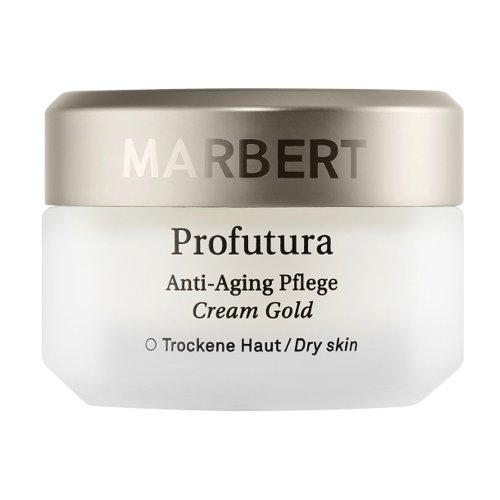 Marbert Profutura femme/woman, Cream Gold Dry Skin, 1er Pack (1 x 50 ml)