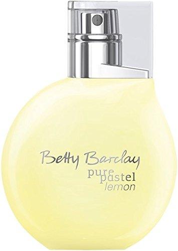 Betty Barclay  Pure Pastel Lemon Eau de Toilette Nat. Spray 50 ml